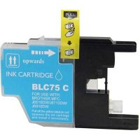Brother LC75C Compatible Discount Ink Cartridge