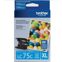 Brother LC75C ( Brother LC-75C ) Discount Ink Cartridge
