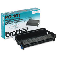 Brother PC-401 ( Brother PC401 ) Thermal Transfer Fax Ribbon Cartridge