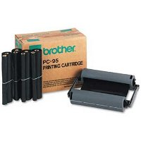 Brother PC95 ( Brother PC-95 ) Thermal Transfer Fax Print Kit