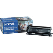 Brother TN-115BK ( Brother TN115BK ) Laser Cartridge