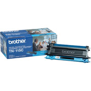Brother TN-115C ( Brother TN115C ) Laser Cartridge