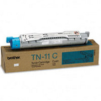 Brother TN-11C Cyan Laser Cartridge