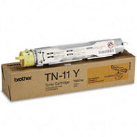 Brother TN-11Y Yellow Laser Cartridge