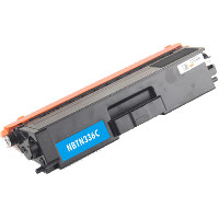 Compatible Brother TN-336C ( TN336C ) Cyan Laser Cartridge