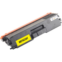 Compatible Brother TN-336Y ( TN336Y ) Yellow Laser Cartridge