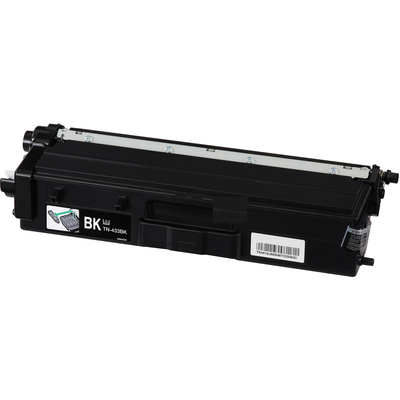 Compatible Brother TN-433BK ( TN433BK ) Black Laser Cartridge