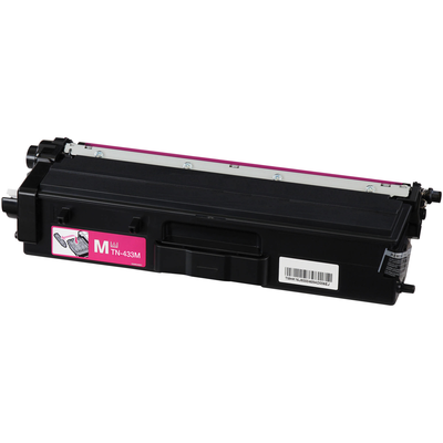 Compatible Brother TN-433M ( TN433M ) Magenta Laser Cartridge