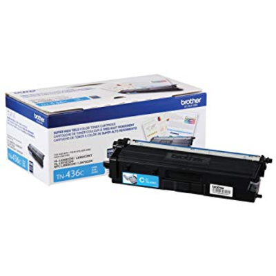 OEM Brother TN-436C ( TN436C ) Cyan Laser Cartridge