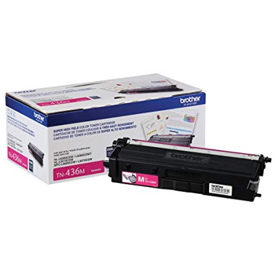 OEM Brother TN-436M ( TN436M ) Magenta Laser Cartridge