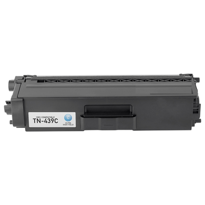 Compatible Brother TN-439C ( TN439C ) Cyan Laser Cartridge