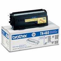 Brother TN-460 Black High Capacity Laser Cartridge