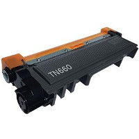 Compatible Brother TN-660 ( TN660 ) Black Laser Cartridge
