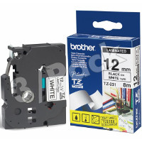Brother TZ231 ( Brother TZ-231 ) P-Touch Tapes (3/Pack)