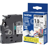 Brother TZ241 ( Brother TZ-241 ) P-Touch Tapes (5/Pack)