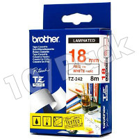 Brother TZ242 ( Brother TZ-242 ) P-Touch Tapes (10/Pack)