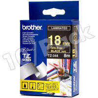 Brother TZ344 ( Brother TZ-344 ) P-Touch Tapes (10/Pack)