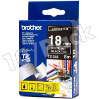 Brother TZ345 ( Brother TZ-345 ) P-Touch Tapes (10/Pack)