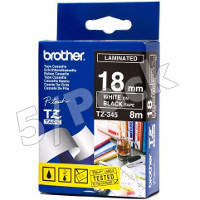 Brother TZ345 ( Brother TZ-345 ) P-Touch Tapes (5/Pack)