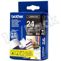 Brother TZ355 ( Brother TZ-355 ) P-Touch Tapes (10/Pack)