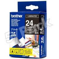 Brother TZ355 ( Brother TZ-355 ) P-Touch Tapes (5/Pack)