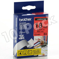 Brother TZ441 ( Brother TZ-441 ) P-Touch Tapes (10/Pack)