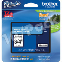 Brother TZ545 ( Brother TZ-545 ) P-Touch Tapes (10/Pack)