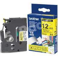 Brother TZ631 ( Brother TZ-631 ) P-Touch Tapes (5/Pack)