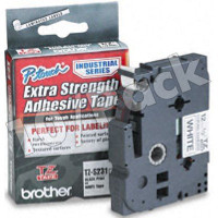 Brother TZS231 ( Brother TZ-S231 ) P-Touch Tapes (10/Pack)