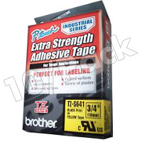 Brother TZS641 ( Brother TZ-S641 ) P-Touch Tapes (10/Pack)
