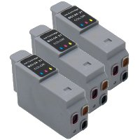 Canon BCI-21 Compatible Color Discount Ink Cartridges (3/Pack)