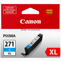 Canon 0337C001 / CLI-271XL Cyan Discount Ink Cartridge