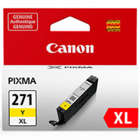 Canon 0339C001 / CLI-271XL Yellow Discount Ink Cartridge