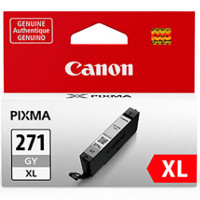 Canon 0340C001 / CLI-271XL Gray Discount Ink Cartridge