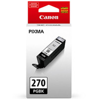 Canon 0373C001 / PGI-270 Black Discount Ink Cartridge