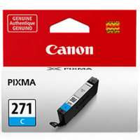 Canon 0391C001 / CLI-271 Cyan Discount Ink Cartridge