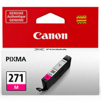 Canon 0392C001 / CLI-271 Magenta Discount Ink Cartridge