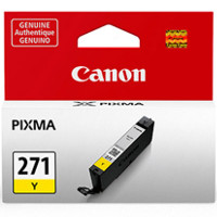 Canon 0393C001 / CLI-271 Yellow Discount Ink Cartridge