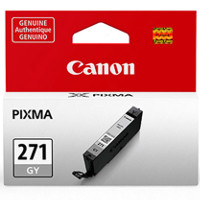 Canon 0394C001 / CLI-271 Gray Discount Ink Cartridge