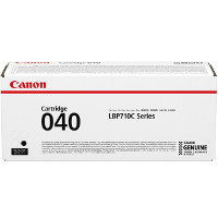 Canon 0460C001 / Cartridge 040 Black Laser Cartridge