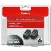 Canon 0615B013 Discount Ink Cartridge Twin Pack