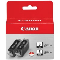 Canon 0628B009 Discount Ink Cartridge Twin Pack
