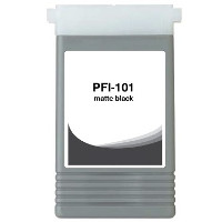Canon 0882B001AA ( Canon PFI-101MBK ) Compatible Discount Ink Cartridge