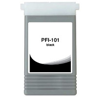 Canon 0883B001AA ( Canon PFI-101BK ) Compatible Discount Ink Cartridge