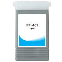 Canon 0884B001AA ( Canon PFI-101C ) Compatible Discount Ink Cartridge