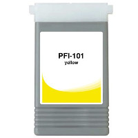 Canon 0886B001AA ( Canon PFI-101Y ) Compatible Discount Ink Cartridge