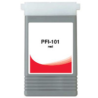 Canon 0889B001AA ( Canon PFI-101R ) Compatible Discount Ink Cartridge