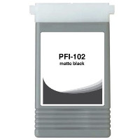 Canon 0894B001AA ( Canon PFI-102MBK ) Compatible Discount Ink Cartridge