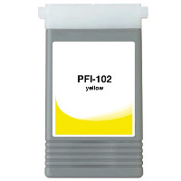Canon 0898B001AA ( Canon PFI-102Y ) Compatible Discount Ink Cartridge
