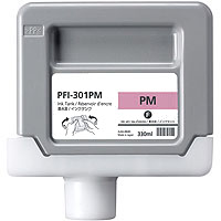 Canon 1491B001AA (Canon PFI-301PM) Compatible Discount Ink Cartridge